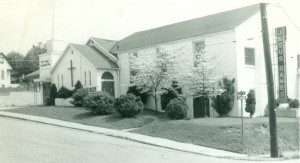 FG Church.Circa 1965